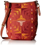 Lucky Brand Asha Bucket Cross Body