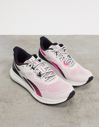 Reebok Running Floatride trainers in pink