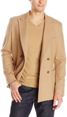 Jack Spade Men's Barlow Double-Breasted Wool Blazer