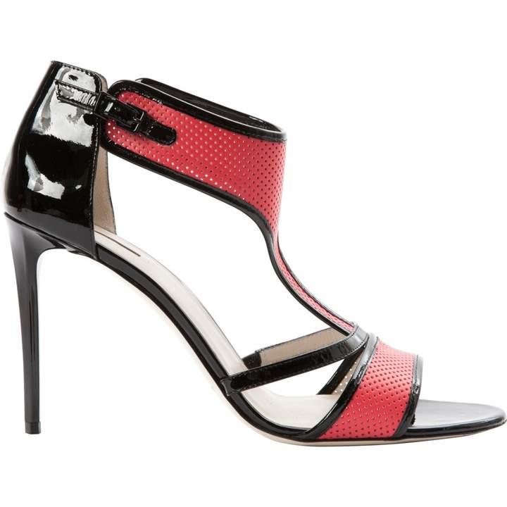 Giorgio Armani Patent leather sandals