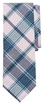 Brooks Brothers Madras Plaid Classic Tie