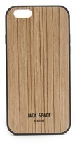Jack Spade Walnut Wood iPhone 6 / 6s Case