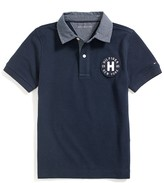 Tommy Hilfiger H Crest Polo