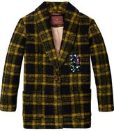 Scotch & Soda Wool Oversized Coat