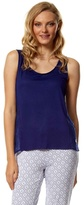 Deshabille Emily Top Navy