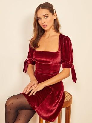 Reformation Cambrie Dress