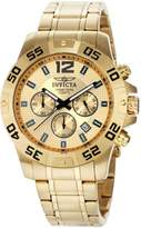 Invicta Men's 1503 Chronograph 18k Ion-Plated Stainless-Steel Watch
