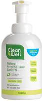 CleanWell Natural Foaming Hand Sanitizer Original