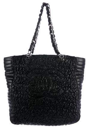 Chanel Astrakhan Tote