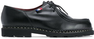 Paraboot Low Heel Lace-Up Brogues