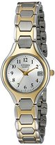 Citizen Women's EU2254-51A Analog Display Japanese Quartz Two Tone Watch
