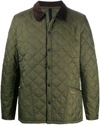 Barbour Liddesdale quilt jacket