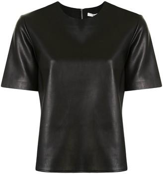 Tibi round-neck T-shirt