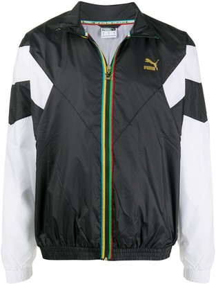Puma Tailored for Sport striped jacket