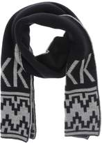 Bikkembergs Oblong scarves - Item 46467663