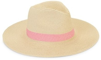Hat Attack Primary Continental Paper Straw Panama Hat