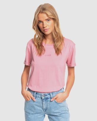 Roxy Womens Surfing In Rhythm T Shirt