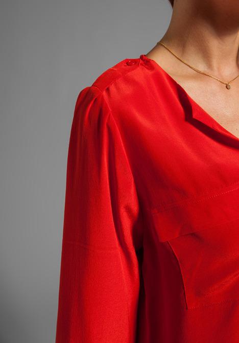 Joie Savory Silk Marlo Blouse