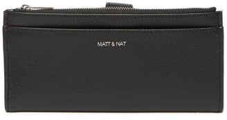 Matt & Nat Motiv Vegan Leather Bi-Fold Wallet