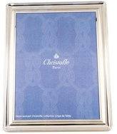 Christofle Silverplate Picture Frame