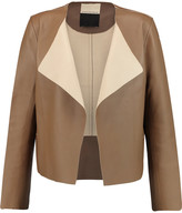 By Malene Birger Chile leather jacket