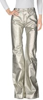 Roberto Cavalli Denim pants - Item 42584532