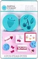 Martha Stewart Crafts Silicon Mold, Sweet Shop