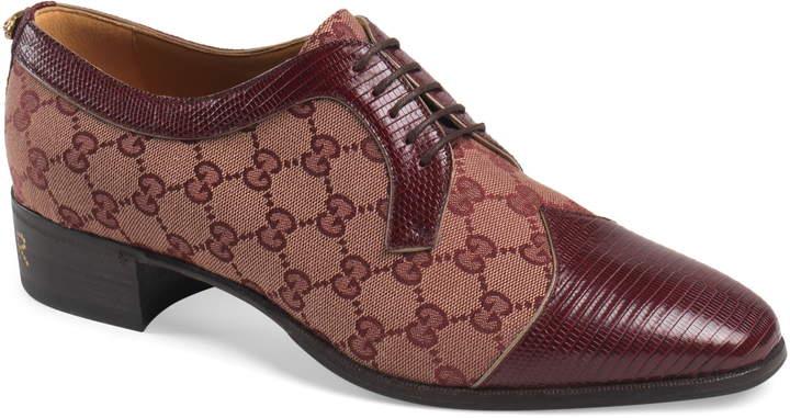 d5f08e1c1e50 Gucci Brown Men s Dress Shoes