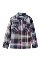 Sovereign Code Palmer Plaid Shirt (Toddler & Little Boys)