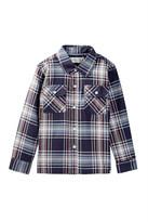 Sovereign Code Palmer Plaid Shirt (Toddler & Little Boys)