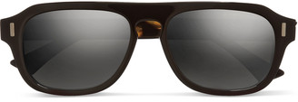 Cutler & Gross D-Frame Acetate Sunglasses