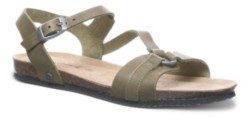 BearPaw Women's Sandy Flat Sandals Women's Shoes