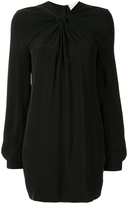 Dion Lee Loop Knot Mini Dress