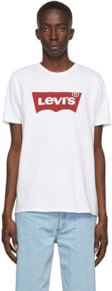 Levi's Levis White Classic Logo T-Shirt
