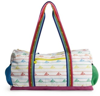 Stella McCartney Rainbow Logo Holdall Bag