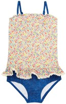Seafolly Girls Toddler Summer Liberty One Piece