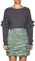 Current/Elliott Women's The Ruffle Sweater