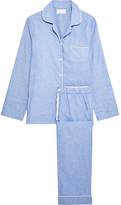 Three J NYC Jamie Cotton-flannel Pajama Set - large