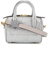 Anya Hindmarch mini Vere Barrel cross-body bag - women - Leather - One Size