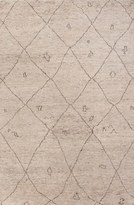 Jaipur 'Zola - Irregular Diamonds' Hand Knotted Rug
