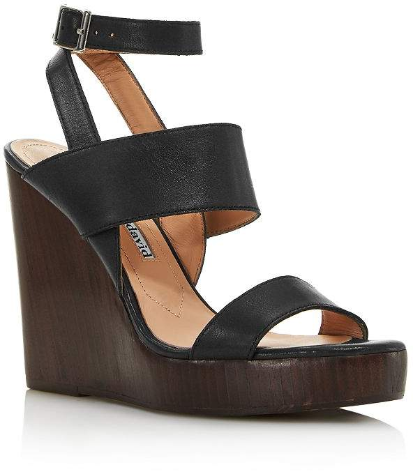6a212c535c5 Women's Turk 2 Leather Wedge Sandals