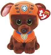 Ty Paw Patrol Zuma 15cm Beanie Soft Toy
