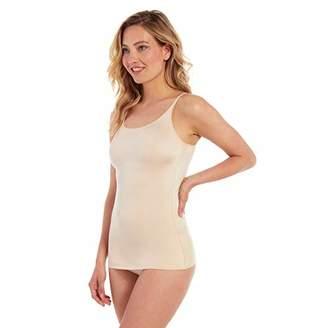 Magic Body Fashion MAGIC BODYFASHION Women's Camisole Shapewear Top,(Size:Small)