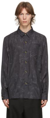 Han Kjobenhavn Black Boxy Short Sleeve Shirt