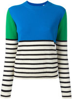 Chinti and Parker cashmere colour-block jumper - women - Cashmere - XS