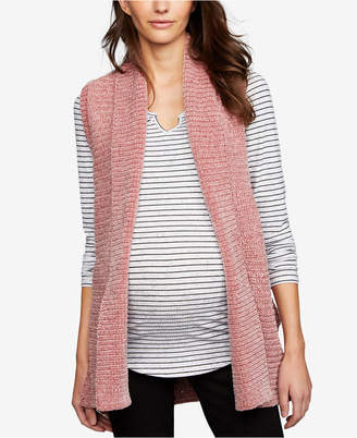 A Pea in the Pod Maternity Belted Vest