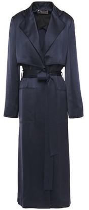 Lanvin Satin Trench Coat