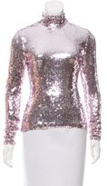 Christian Dior Pre-Fall 2015 Sequined Top w/ Tags