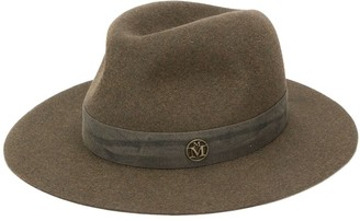 Maison Michel Derek fedora hat