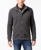 Barbour Men's Helm Button-Through Sweater